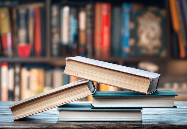 Libri sullo scaffale