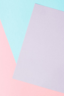 Progettazione grafica di identità di marca e concetto di set di biglietti da visita carta bianca con texture di sfondo modello di cancelleria