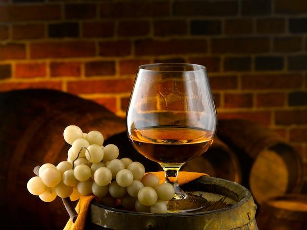 Bicchiere di brandy