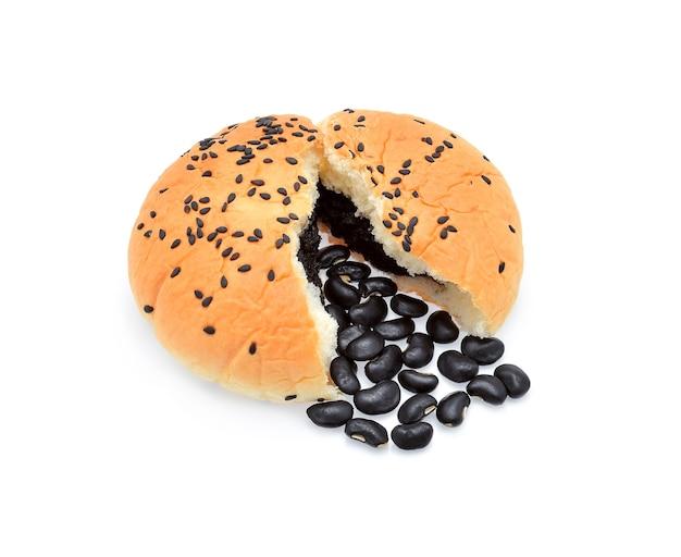 Pane farcito con piselli dagli occhi neri