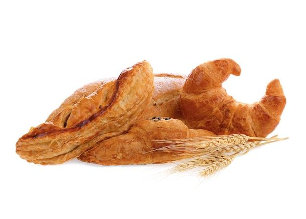 Pane isolato su uno sfondo bianco.
