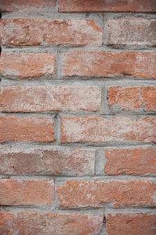 Dettaglio della trama del mattone, immagine ad alta risoluzione e con un alto livello di dettaglio