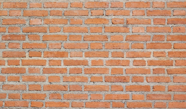 Trama o sfondo del muro di mattoni