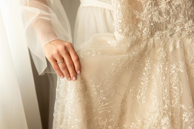 Abito da sposa azienda sposa al giorno delle nozze