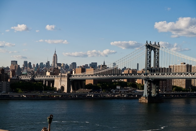 Ponte new york usa hudson river