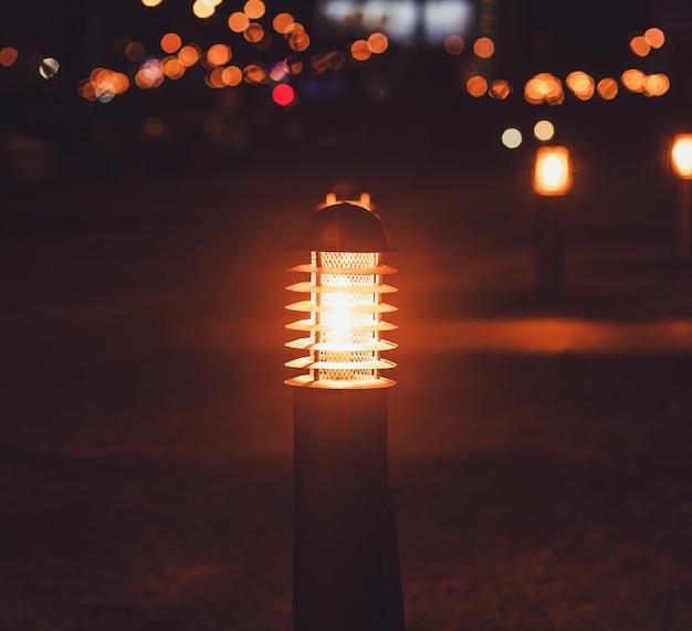 Lampione luminoso