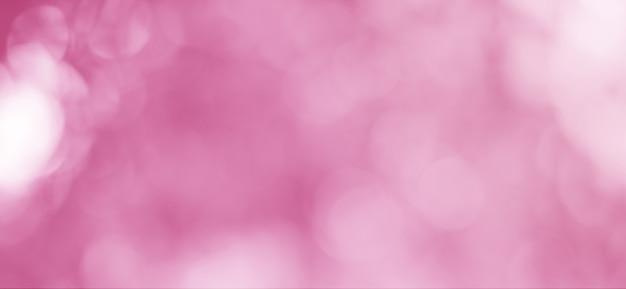 Lo sfondo bokeh scintillante rosa e bianco brillante è bello come sfondo di san valentino