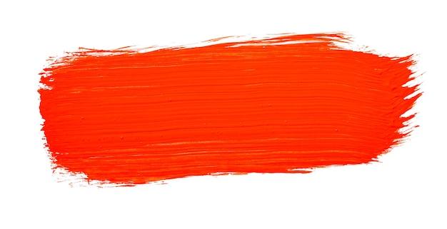 Fondo dell'acquerello aquarel astratto rosso brillante. pennellate di acquerello acrilico rosso colorato.