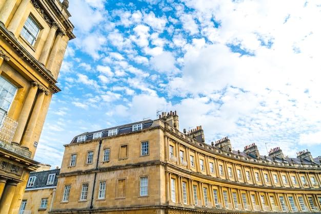 Edifici in stile architettura britannica
