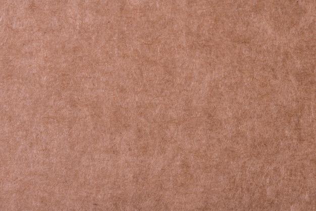 Fondo strutturato del cartone del cartone di brown, fine su
