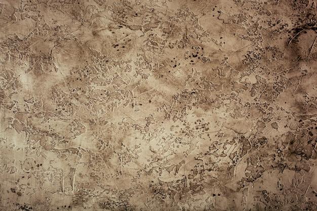 Fondo di struttura del muro di cemento di brown.