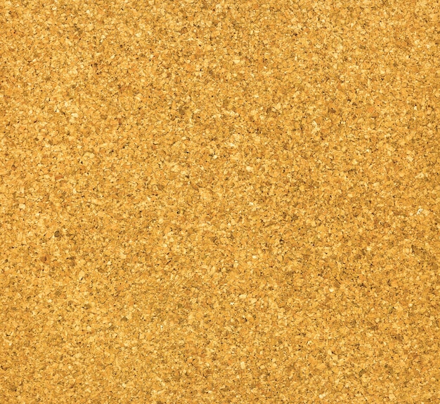 Struttura in bianco del bordo di sughero marrone