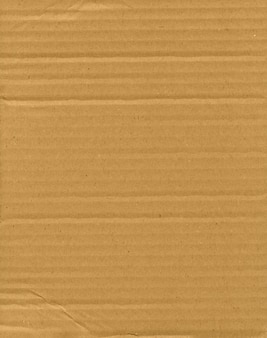 Priorità bassa di struttura del cartone ondulato marrone