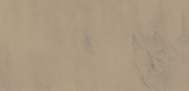 Fondo astratto di struttura della pittura ad acquerello grigio scuro marrone file scansionato ad alta risoluzione