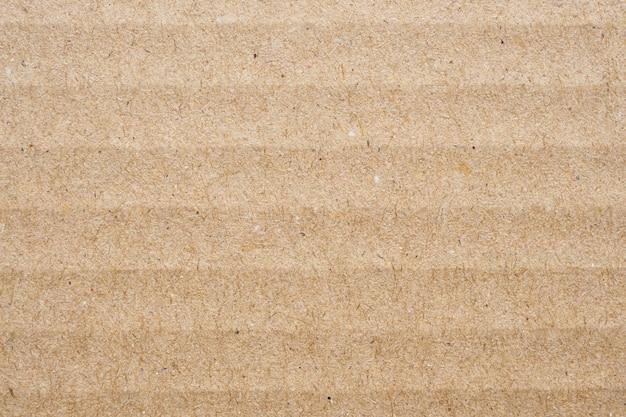 Fondo di struttura del foglio di carta del cartone riciclato eco marrone