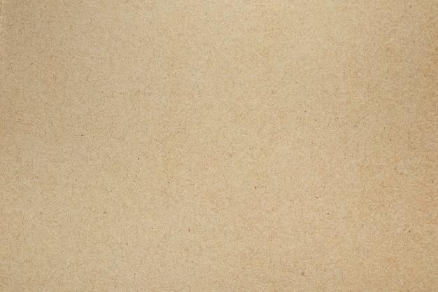 Fondo del cartone di struttura del foglio di carta kraft riciclata eco marrone