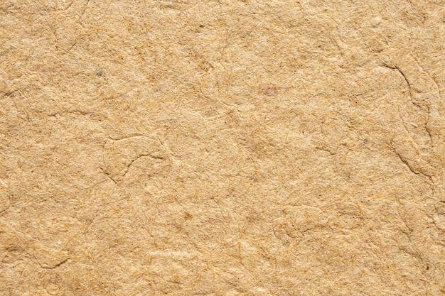 Fondo del cartone di struttura della carta kraft riciclata eco marrone