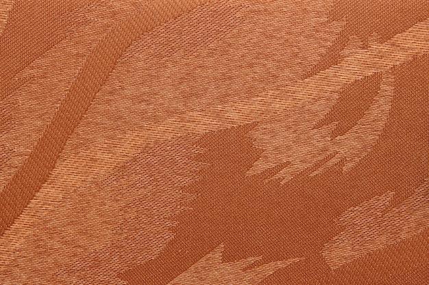 Trama di tenda cieca in tessuto marrone