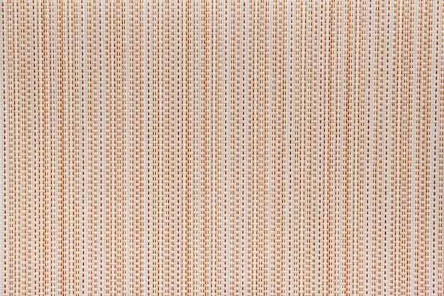 La trama del tappetino in fibra di vetro marrone può essere utilizzata per la tenda verticale