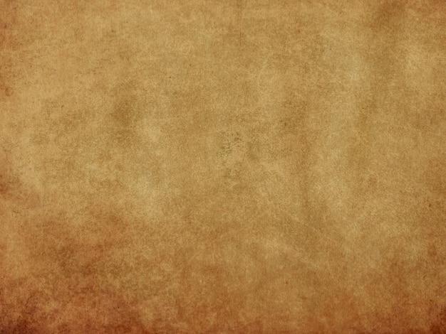Texture di carta marrone grunge ¡