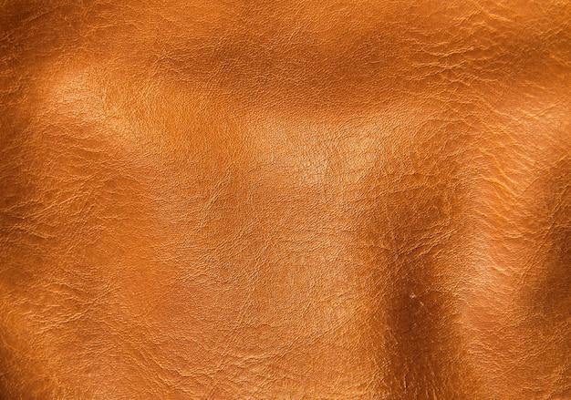 Texture in pelle marrone