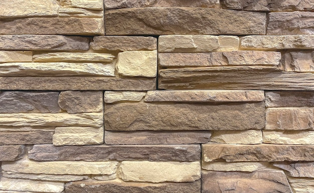 Brown vecchio muro di mattoni sfondo, colore naturale. particolare della parete. sfondo, trama