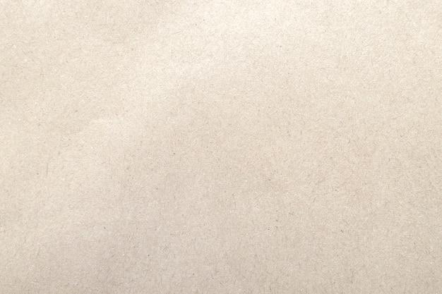 Trama di carta marrone per lo sfondo. Foto Premium