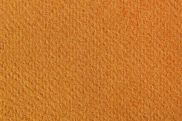 Trama di carta marrone da vicino. foto macro.