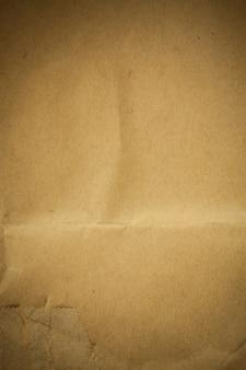 Sfondo di carta riciclata marrone.