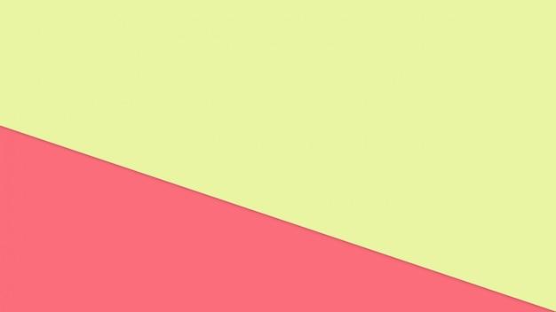 Colore di carta pastello marrone e rosso per il fondo di struttura