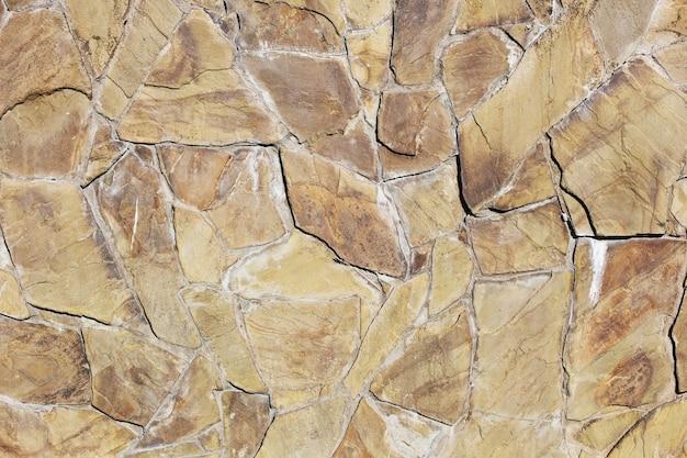 Sfondo texture pietra marrone