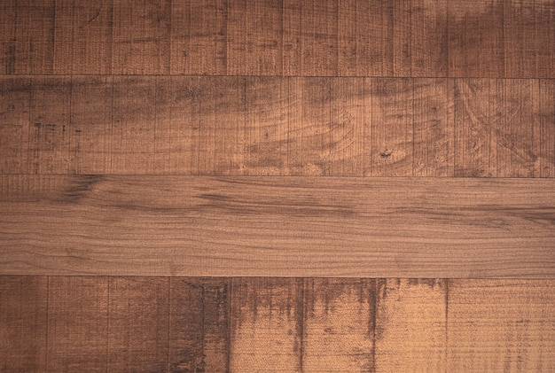 Legno marrone per sfondo e texture.