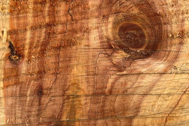 Superficie in legno marrone