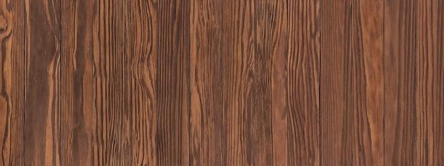 Tavolo in legno marrone, vecchia struttura di legno come sfondo