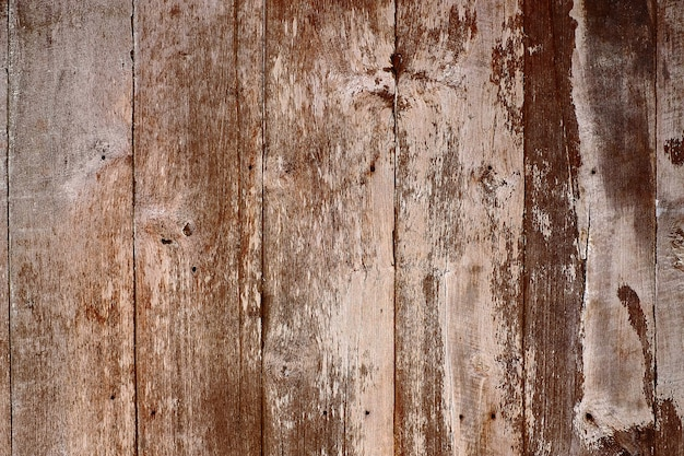Priorità bassa di struttura della parete in legno marrone