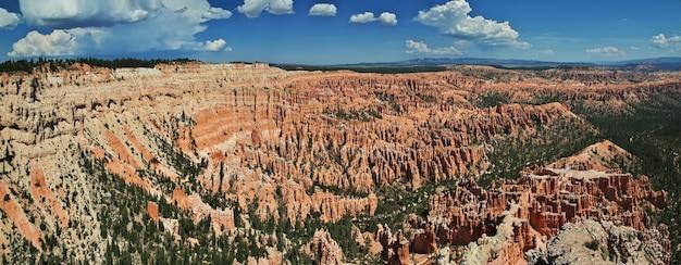 Parco nazionale di bryce canyon nello utah degli stati uniti