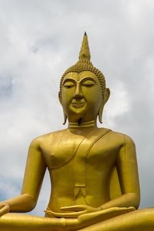 Statua di buddha