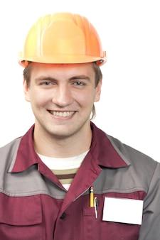 Builder con etichetta nome vuota