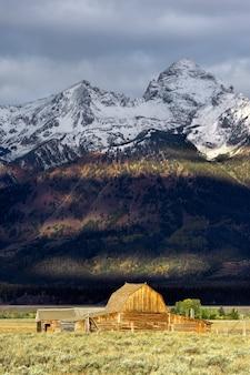 Edificio a mormon row