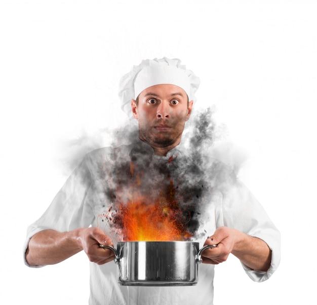 Chef maldestro