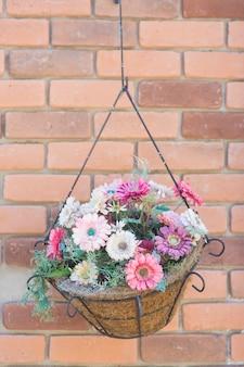 Mazzo di bouquet da sposa, colore di processo filtrato