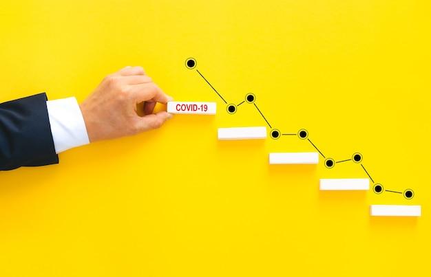 Reddito aziendale in crescita dopo la pandemia di covid-19.
