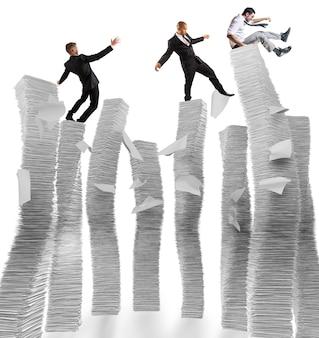 Instabilità aziendale