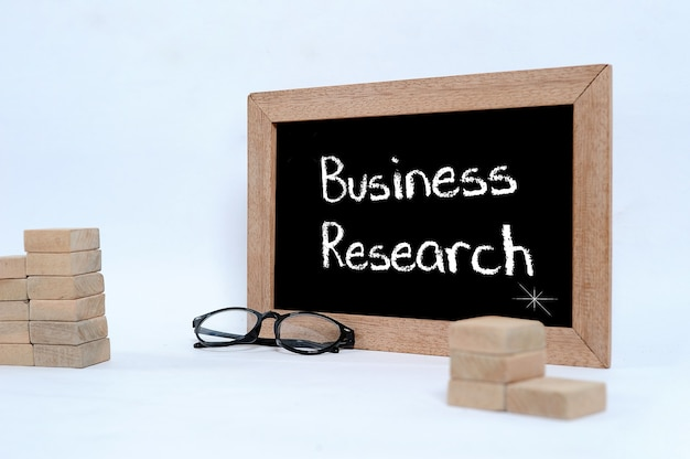 Business research business concept
