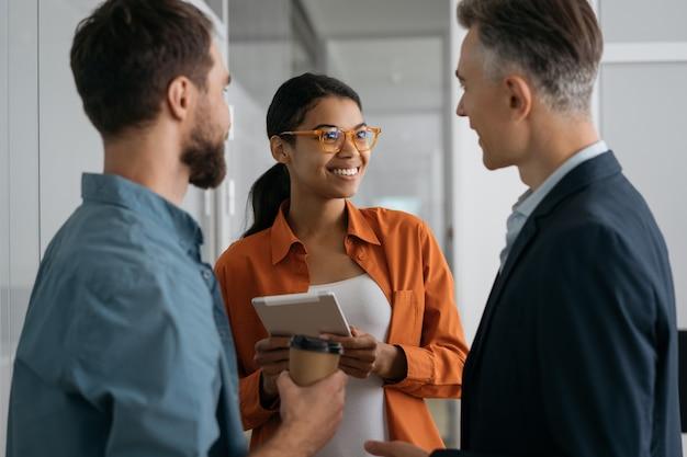Avvio della pianificazione delle riunioni del team aziendale