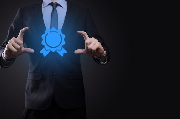 Obiettivo aziendale e tecnologico fissato obiettivi e risultati nella risoluzione del nuovo anno 2021