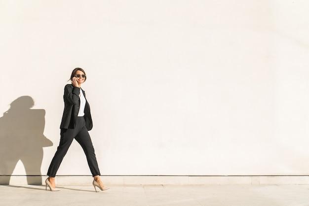 Ritratto di donna d'affari