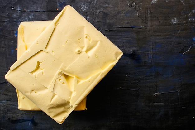 Burro margarina prodotto da spalmare