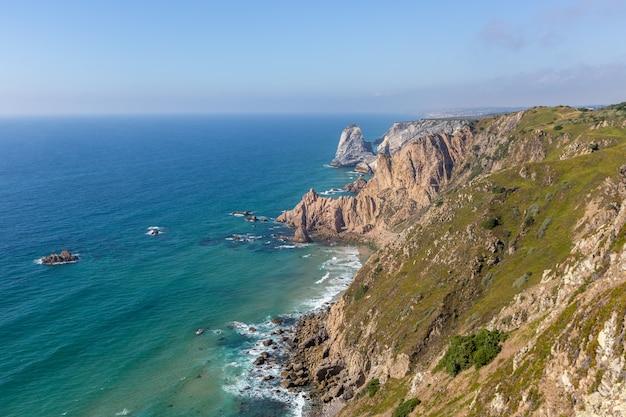 Cabo de roca a sintra, portogallo