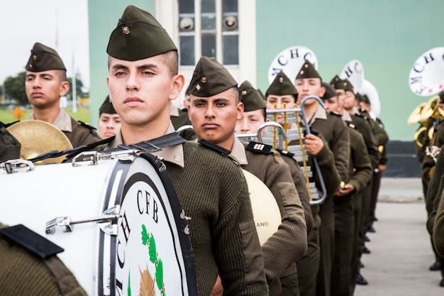 Banda musicale di cadetti